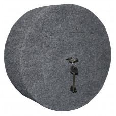 Сейф автомобильний A.15/155.K grey deco