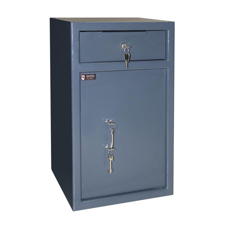 Сейф для депонування RD.60.K.K з ящиком для вкидання купюр