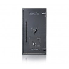 Двери для хранилищ 2 класса с аварийной дверью (К+К)